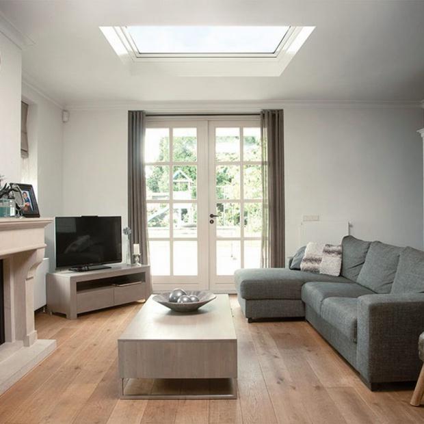 Nowoczesne okna: jak je wybrać do dachów płaskich?