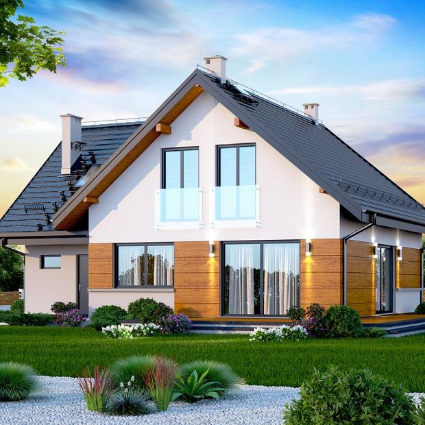 Jakie domy budują Polacy – zobacz wyniki raportu