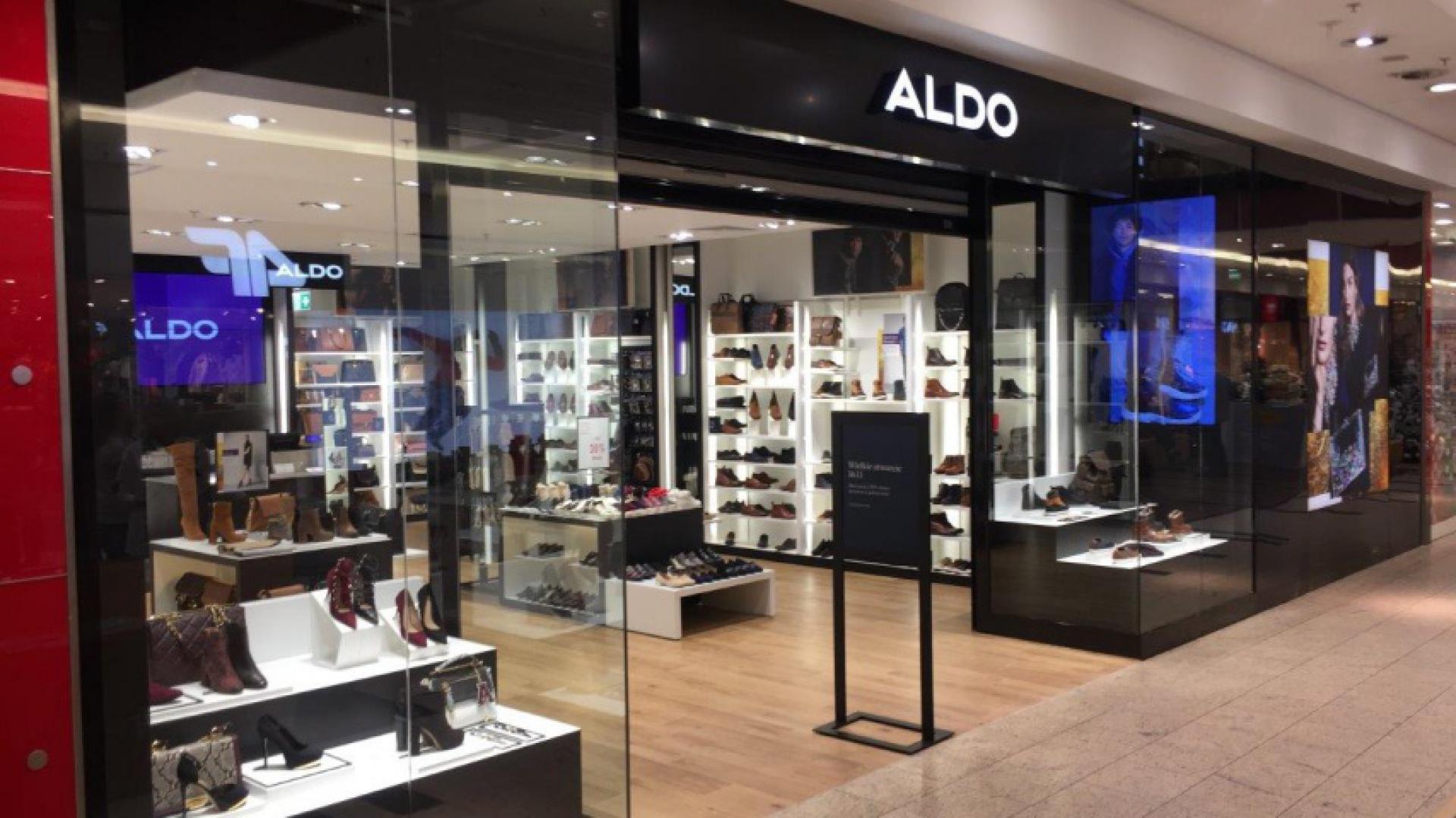 Aldo w Galerii Krakowskiej. / fot. mat. prasowe