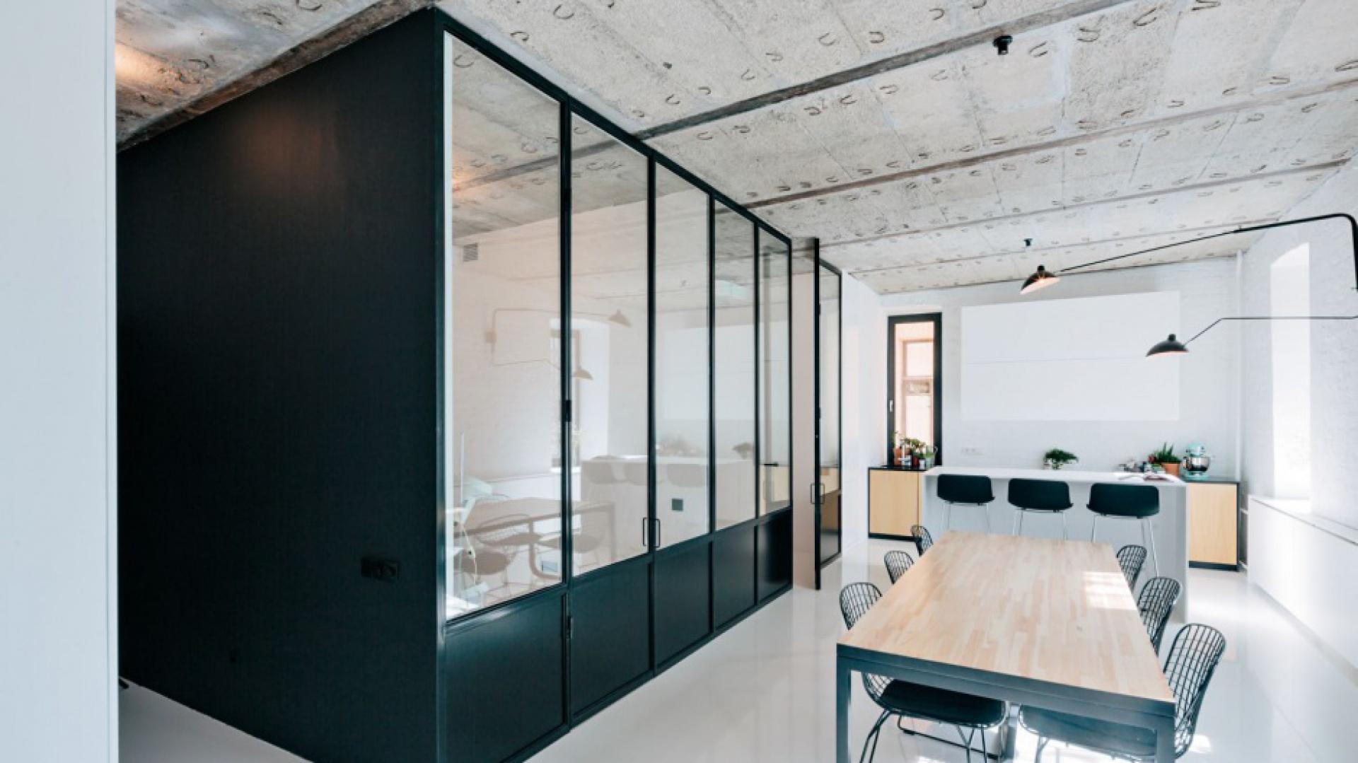 Mieszkanie W Moskwie W Stylu Loft Archiconnectpl