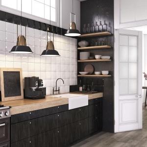 Płytki Armonia w kuchni. Fot. Ceramstic