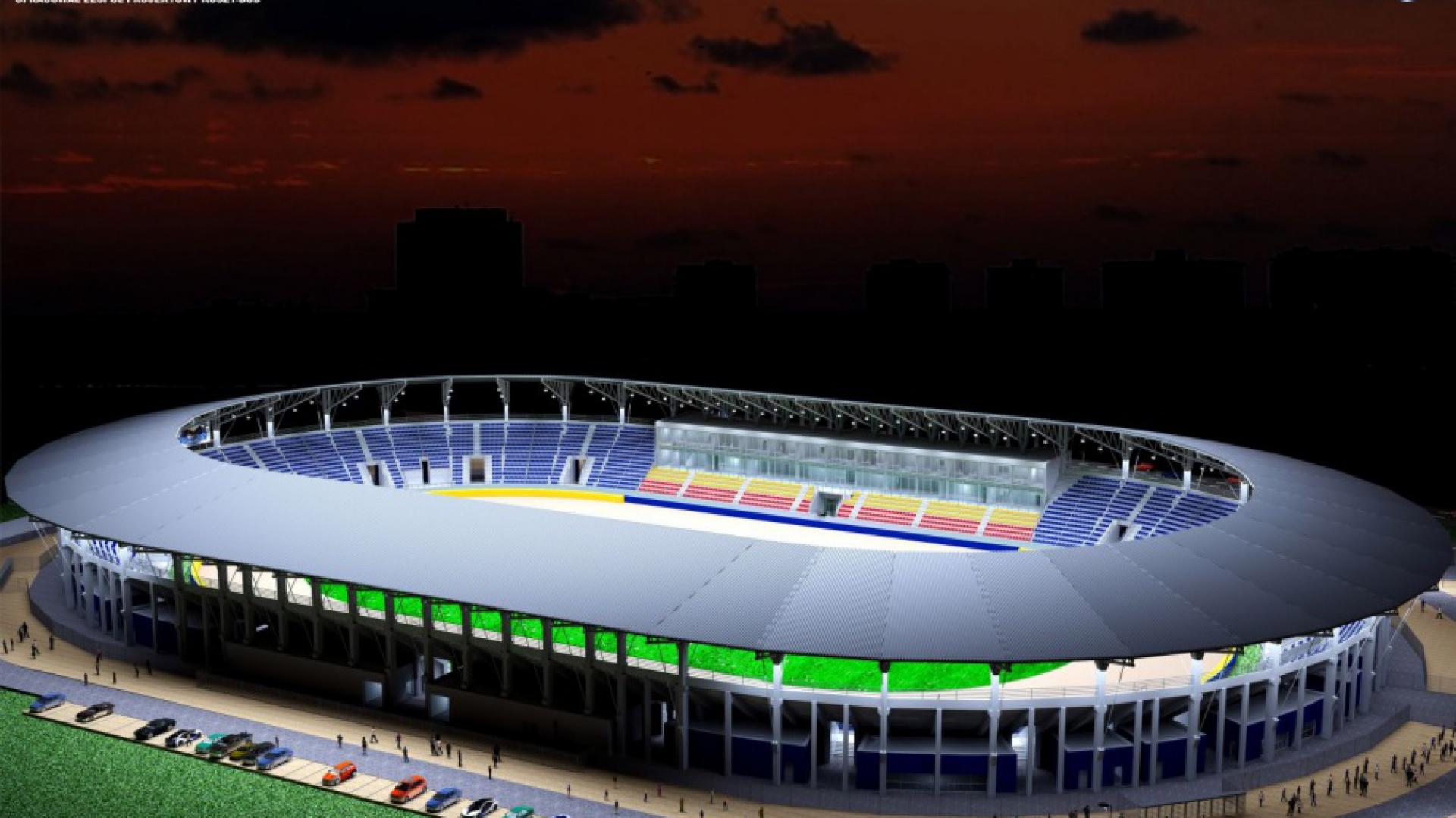 Stadion żużlowy w Łodzi, projekt Koszt-Bud Dariusz Majer, fot. UM Łódź