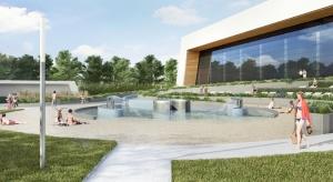 """Poznaliśmy wyniki konkursu na opracowanie koncepcji architektonicznej budowy parku wodnego - """"Fabryka Wody – Nowa Gontynka"""". Zwycięski projekt przygotowała pracownia DreamWorlds."""