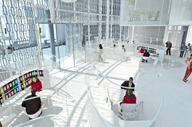 Zobacz jak urządzono biura w zabytkowej willi w Gliwicach