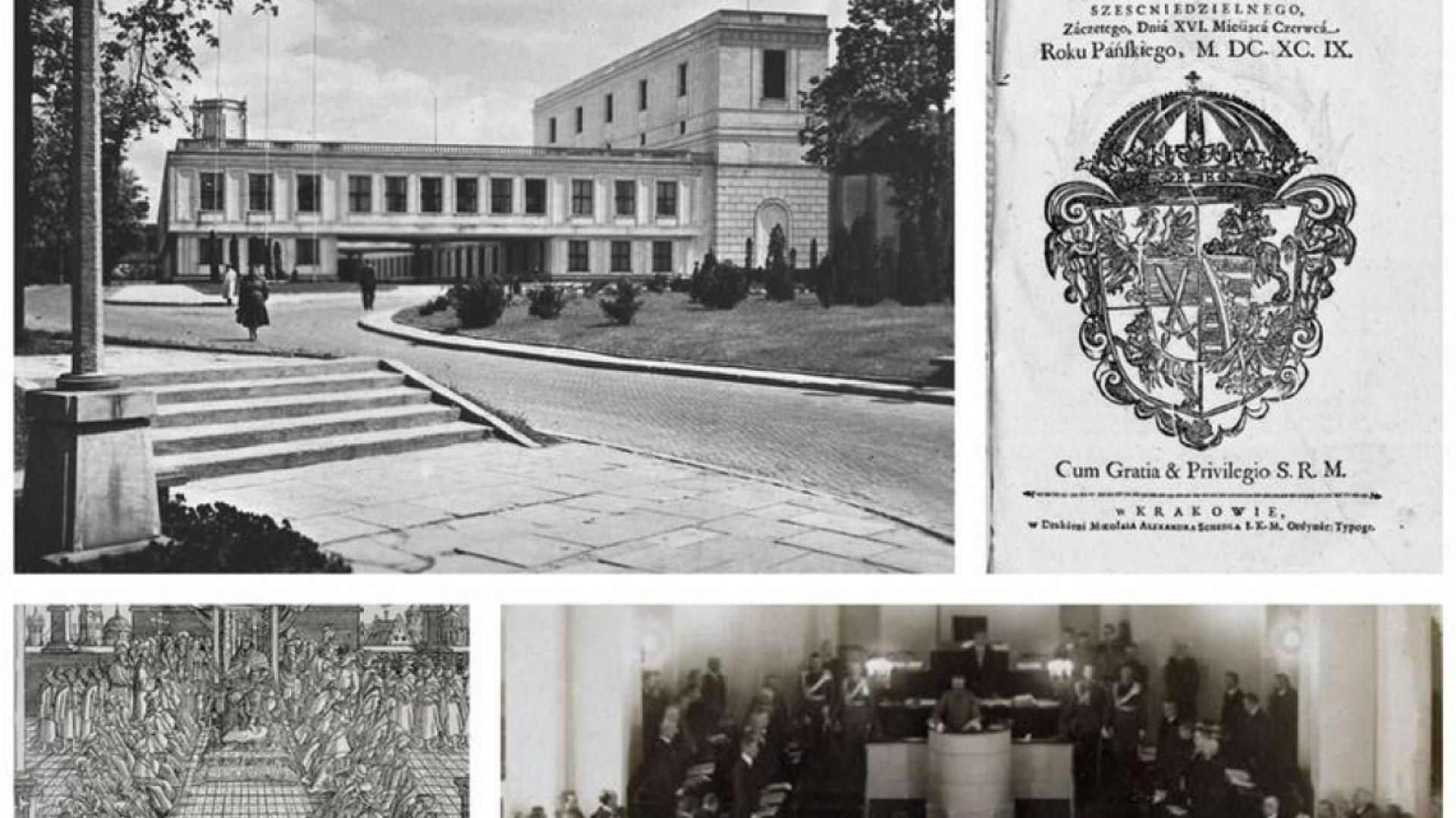Fot. Biblioteka Sejmowa