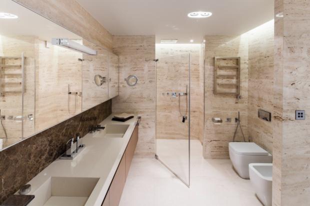 Pomysły na blat w łazience
