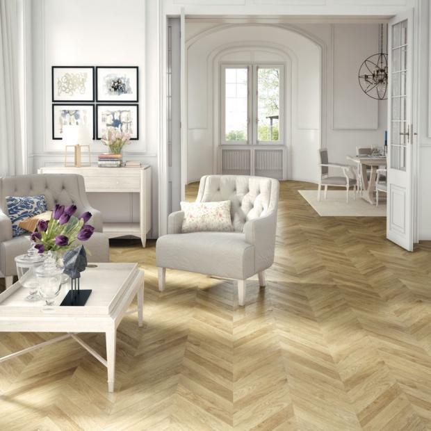 Piękna podłoga: panele laminowane do każdego wnętrza