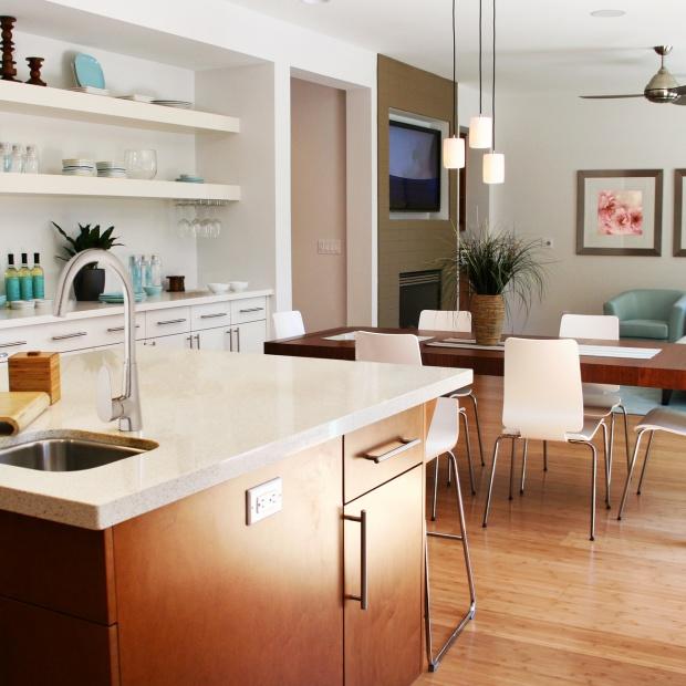 Wyspa kuchenna: jak dobrze ją zaprojektować