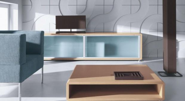 Meble biurowe według Piotra Kuchcińskiego