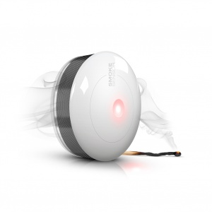 Smoke Sensor. Fot. Fibaro