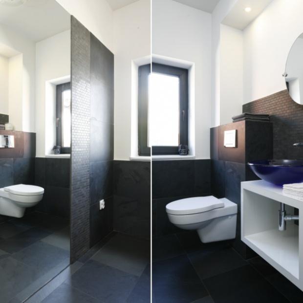 Aranżujemy toaletę dla gości: sprawdź nasze propozycje