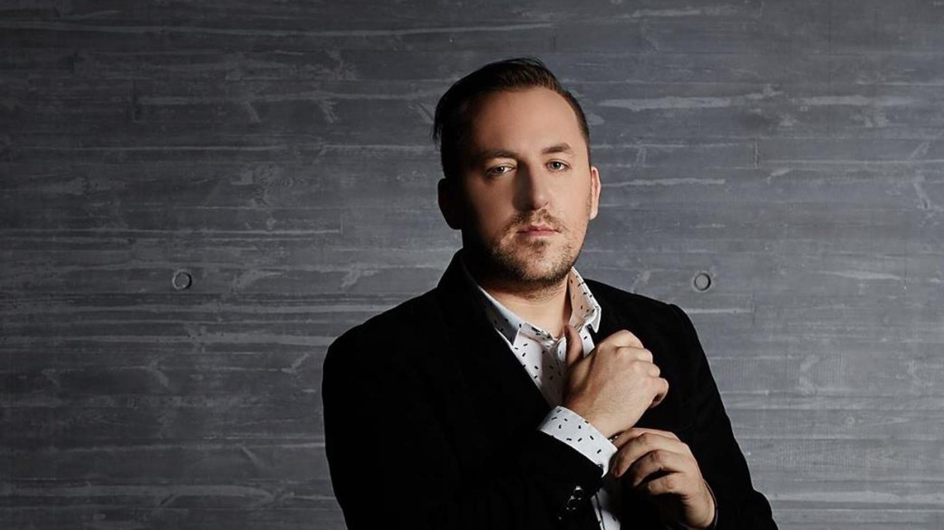 Marcin Szczelina - krytyk i kurator architektury, założyciel Architecture Snob i Furheart Gallery