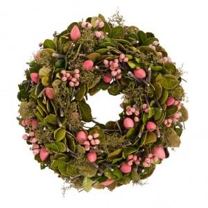 "Dekoracja ""Wreath Leaves"", cena: 339 zł. Fot. Westwing"
