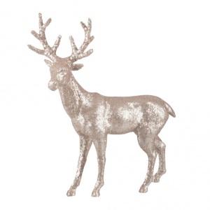 "Dekoracja ""Sequins Deer"", cena: 169 zł. Fot. Westwing"