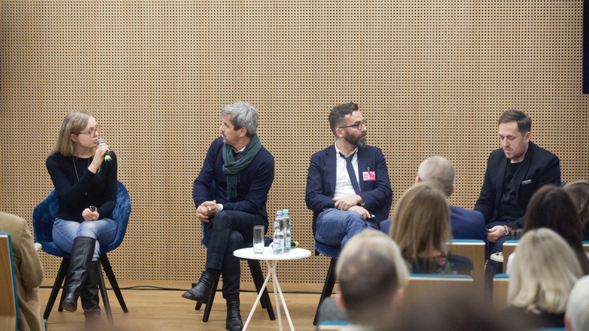 Forum Dobrego Designu, 7 grudnia 2017, sesja
