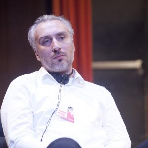 Bartosz Piwowarski - projektant, Designer Roku 2014, Szef Zespołu Wzornictwa w Pesa Bydgoszcz SA. Fot.  Paweł Pawłowski, Piotr Waniorek