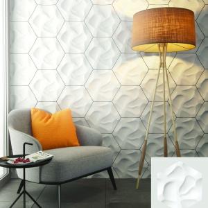 Podłogi i ściany  Tytuł Dobry Design – Detale ścienne do kreatywnej dekoracji ścian Wall Tiles dla nmc/Akademia Sztukaterii