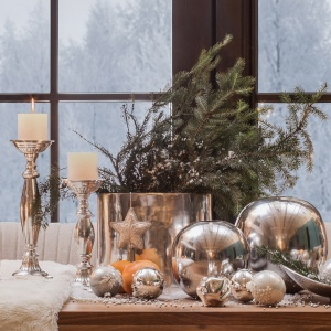 Przygotuj dom na Boże Narodzenie. Fot. Almidecor