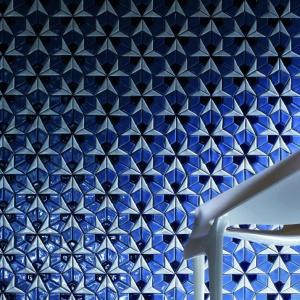 Barcelona gwiazdkowa mozaika. Fot. Tubądzin