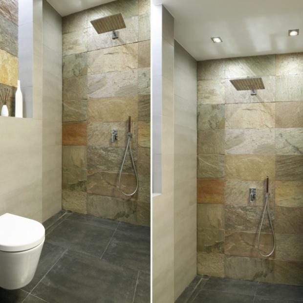 12 projektów łazienek w stylu nowoczesnym