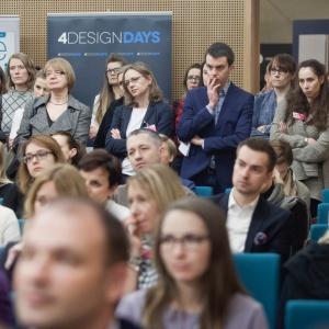 Forum Dobrego Designu. Fot. PTWP