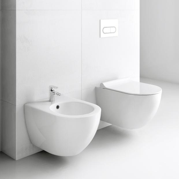 Nowoczesna łazienka: technologia dla higieny