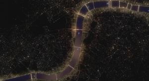 Jak ożywić rzekę w mieście, która w nocy niknie w mroku? Londyński konkurs miał za zadanie wyłonić najciekawszą koncepcję oświetlenia Tamizy. Wygrała niezwykła koncepcja autorstwa brytyjskiego biuro projektowego i amerykańskiego artysty pra