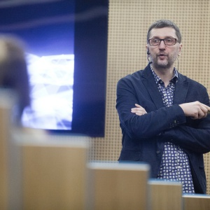 Rafał Ślęk. / fot. Forum Dobrego Designu