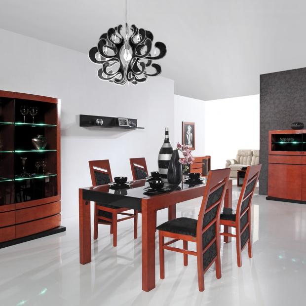 Meble ze szkłem - zobacz kolekcje do wytwornego salonu