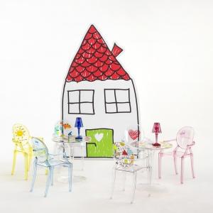 Krzesło Lou Lou. Fot. Kartell