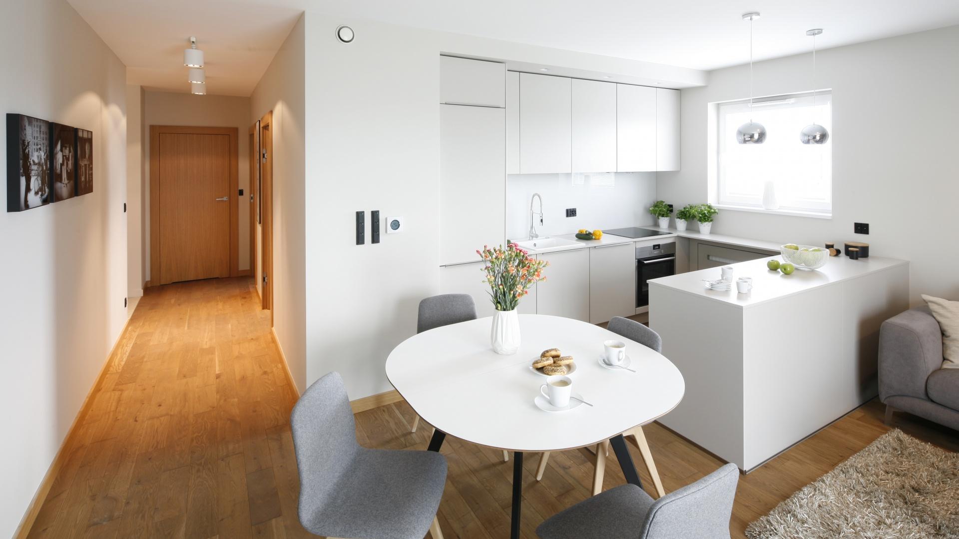 Małe Mieszkanie W Mieście Zobacz Gotowy Projekt