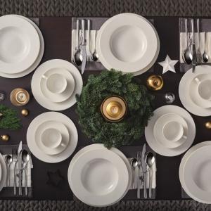 Świąteczny stół. Fot. Lidl
