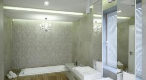Ścianę w łazience najczęściej wykańczamy płytkami ceramicznymi, powodowani praktycznością, dostępnością, a także różnorodnością tego materiału. Często jednak nie zdajemy sobie sprawy z istnienia ogromnej ilości alternatywnych rozwiąza