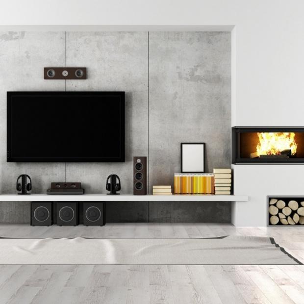 Modna podłoga - wybierz panele z wyraźnym rysunkiem drewna