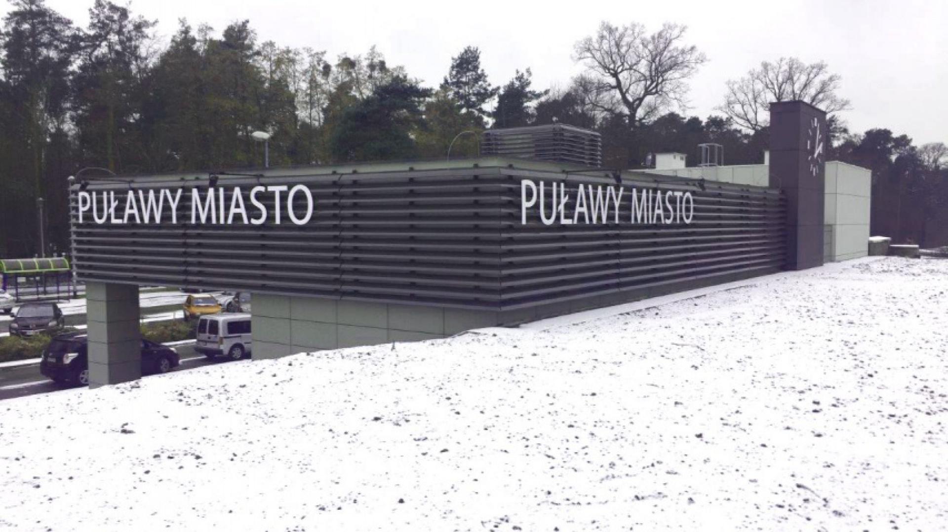 Dworzec Puławy Miasto fot. materiały prasowe PKP