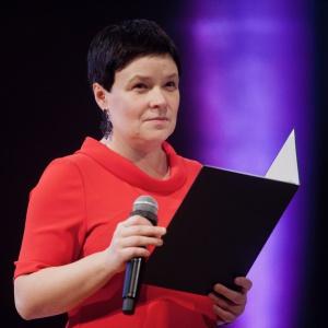 Justyna Łotowska, dyrektor wydawnicza Publikatora. Fot. Paweł Pawłowski/PTWP.