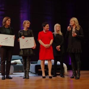 Nagrodzeni w kategorii Przestrzeń Kuchni i Jadalni. Fot. Piotr Waniorek/PTWP.