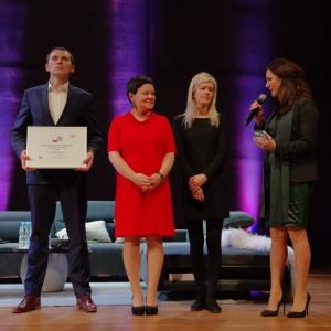 Nagrodzeni w kategorii Okna i Drzwi. Fot. Piotr Waniorek/PTWP.