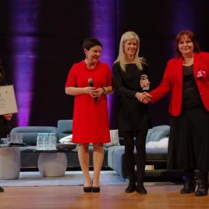 Nagrodzeni w kategorii Otoczenie Domu. Fot. Piotr Waniorek/PTWP.