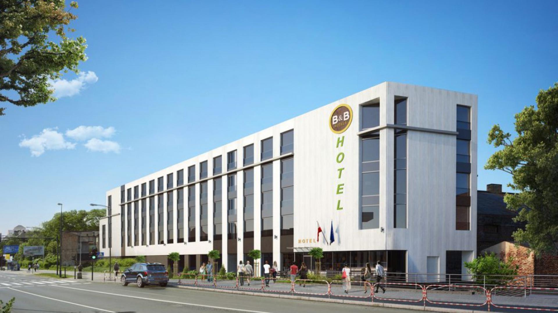 Hotel B&B w Krakowie, fot. materiały prasowe