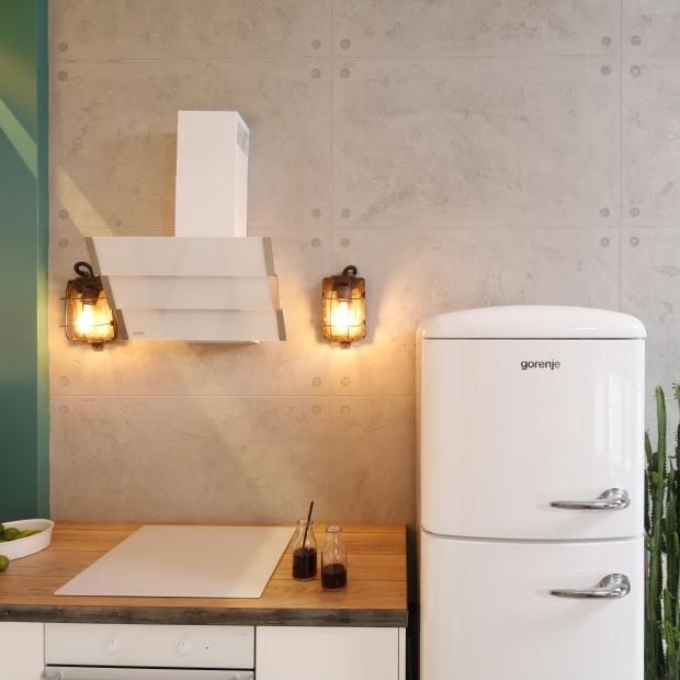Modna kuchnia: 10 pomysłów na ścianę nad blatem