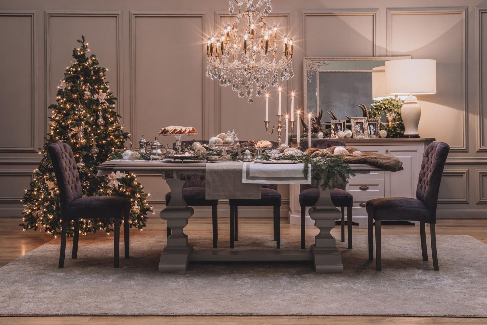 Stół Na święta 15 Pięknych Stylizacji Galeria Dobrzemieszkajpl