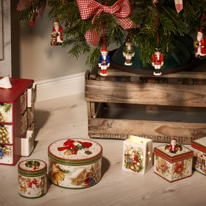 Porcelana z kolekcji Winter Collage. Fot. Villeroy&Boch