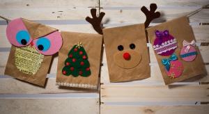 Opakowania prezentowe to dobra okazja do kreatywnej zabawy. Tradycyjne, gotowe torebki można zastąpić oryginalnym opakowaniem, w dodatku takim, które możemy wykonać sami.