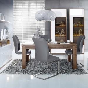 W kolekcji Alcano nowoczesność łączy się z klasyką, dopełniając urządzone ze smakiem wnętrze.