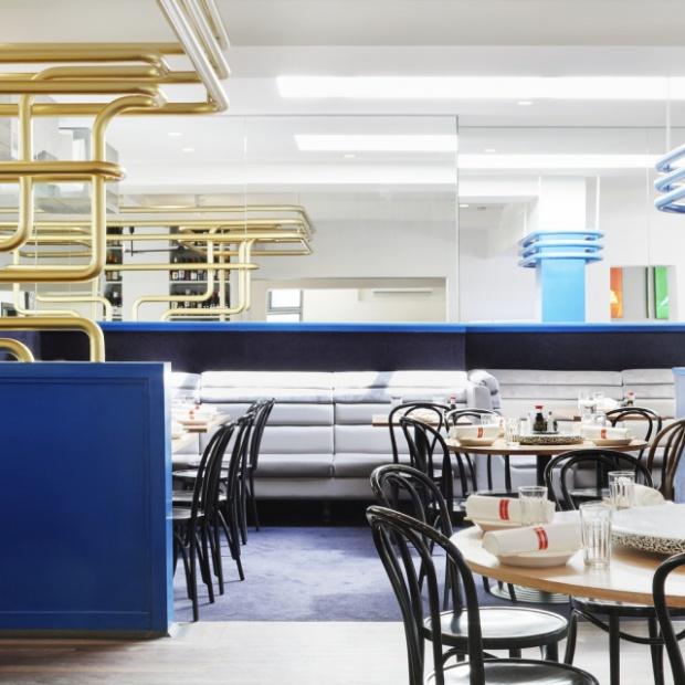Mieszanka kultur w klimatycznej restauracji w Melbourne