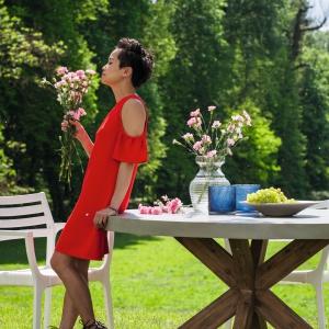 Sesja zdjęciowa ze Natalią Nguyen. Fot. Bartosz Jarosz