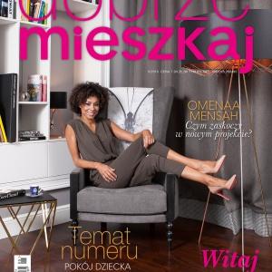 Magazyn Dobrze Mieszkaj 5/2016.