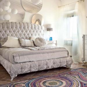 Piękna sypialnia według marki Volpi. Fot.  Volpi / Galeria Heban