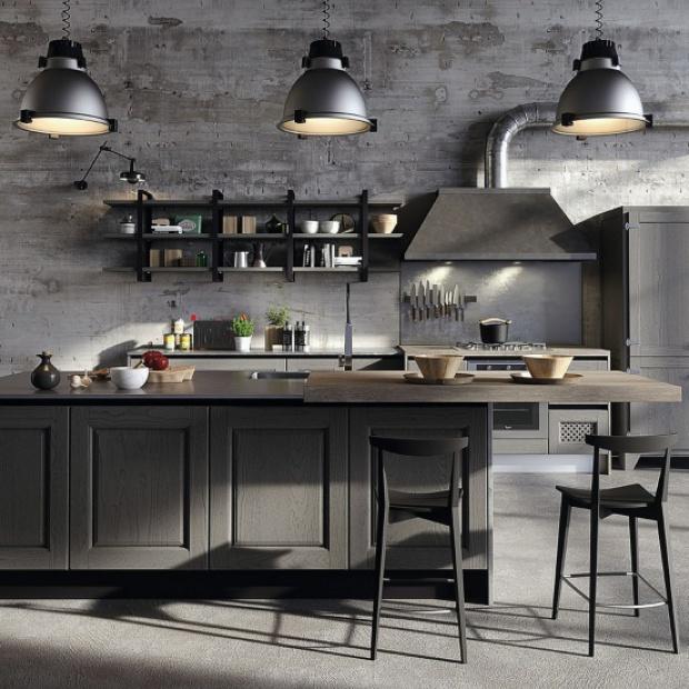Zobacz kuchenne trendy na 2017